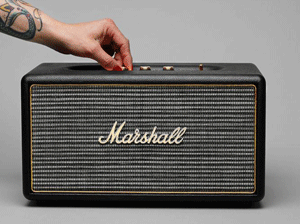Marshall Stanmore is an vintage looking speaker amp with