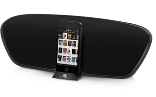 music on iphone jbl announces two new lightning port speaker docks igm 12668