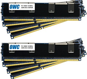 OWC doubles Mac Pro memory capacity to 64GB